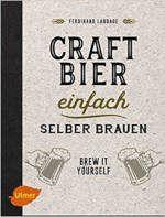 Craft Bier einfach selber brauen Buch Cover